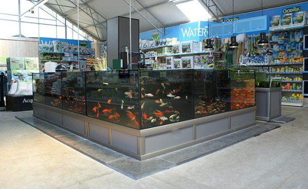 Waterproject aangelegd voor Haaienbassin Emmen